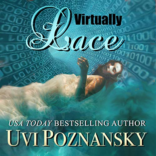 Virtually Lace audiobook cover art