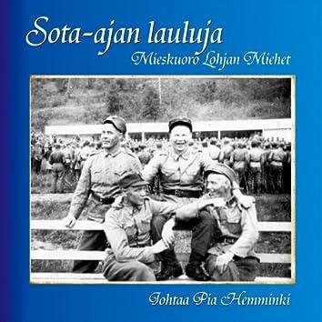 Sota-ajan Lauluja