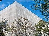 Malla mosquitera andamio para arreglo de fachadas color blanca muy resistente 6 X 12