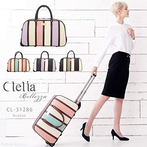 Clelia(クレリア)『Bellezzaボストンバッグレディースマルチカラー(CL-31286)』