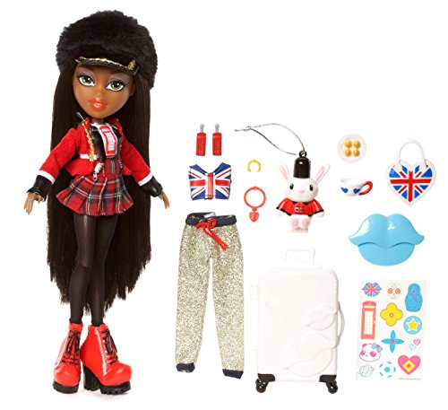 Bratz Study Abroad Pop - Sasha to UK