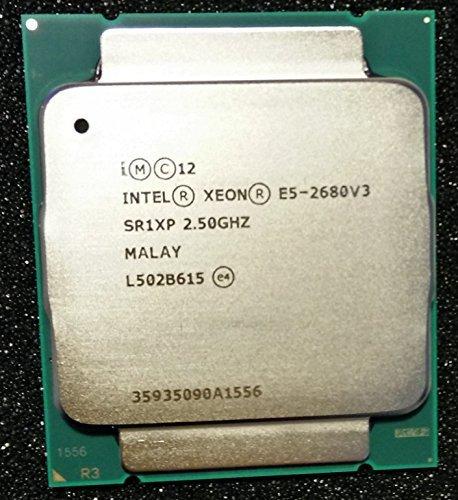 Intel SR1XP XEON E5-2680 V3