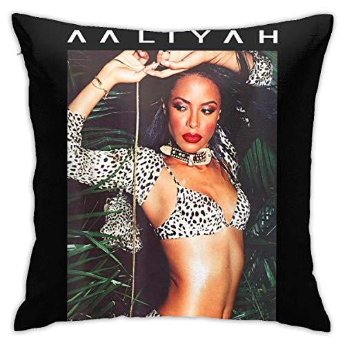 Funda de Almohada Jupsero Aaliyah La Mejor Funda de sofá para mamá con Funda de Almohada de 18 'X 18'
