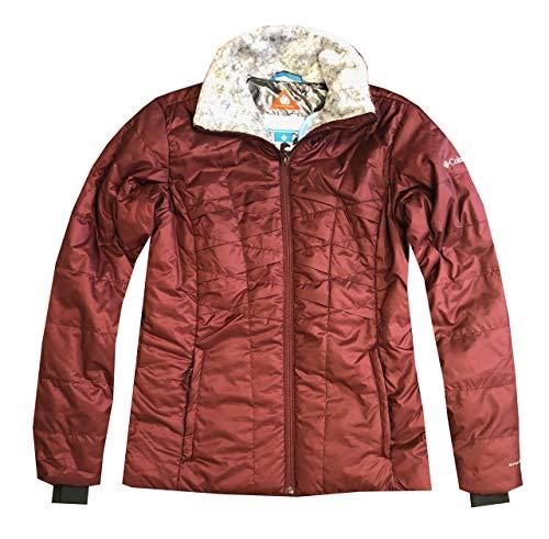 Columbia Womens Frostfecta Omni-Heat Thermal Insulated Jacket (M, Bronze)