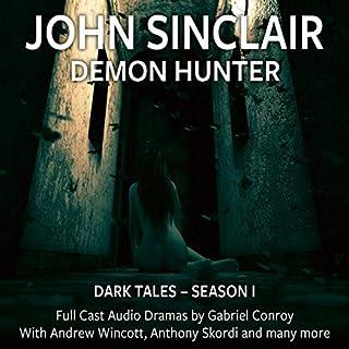 John Sinclair - Dark Tales, Season 1, Episode 1-6 Titelbild