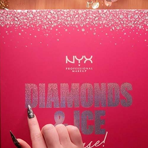Christmas Makeup NYX Advent Calendar Pt.3