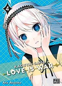 Kaguya-sama : Love is War Edition simple Tome 4