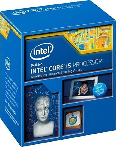 Intel Prozessor i5-4590s, Silber (Nachbestellung)
