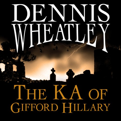 The KA of Gifford Hillary audiobook cover art