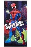 Toalla de Playa Marvel Spider-Man Toalla para niños Diferentes diseños 70 x 140 cm, 100%...