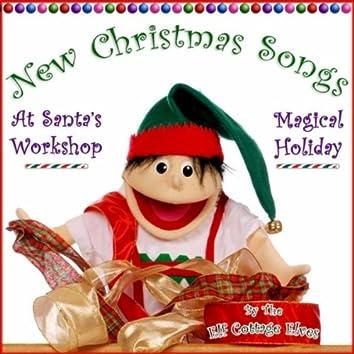 NEW CHRISTMAS SONGS