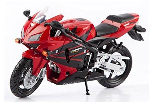 Moto Honda CBR600RR réplica a escala 1:12