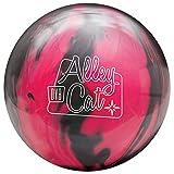 DV8 Alley Cat Bowling Ball- Pink/Black, 10lbs
