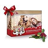 8in1 Calendrier de l'Avent pour chiens – Cadeau de Noël parfait pour votre chien - Assortiment...