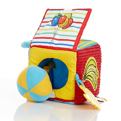 Curious George Curiosity Cube Activity Toy for Babies