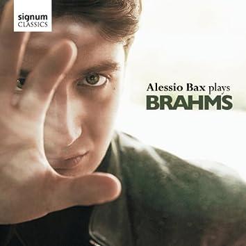 Alessio Bax plays Brahms