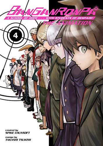 Danganronpa: The Animation Volume 4 (English Edition)
