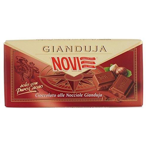 Novi Tavoletta Cioccolato alle Nocciole Gianduja, 100g