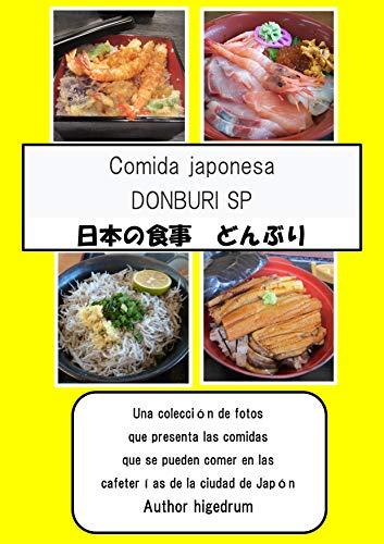 Comida japonesa DONBURI SP