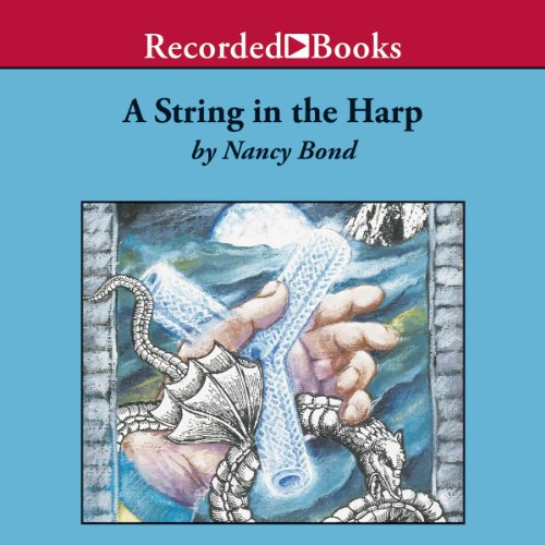 String in the Harp audiobook cover art