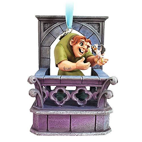 Disney Quasimodo Singing Living Magic Sketchbook Ornament – The Hunchback of Notre Dame