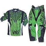 Motorradanz?ge WULFSPORT FORTE 2020 Kinder Motorradkombi Motocross-Rennkleidung Hose Jersey Anzug...