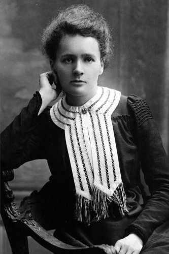 """Journal: Marie Curie: 140 Page 6"""" x 9"""" Notebook Journal Diary"""