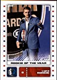 2019-20 Panini Basketball Stickers #82 Luka Doncic ROY Dallas Mavericks Official NBA Sticker Collection Album Peelable Card (Paper thin and approx 1.5 by 2.5 inches)