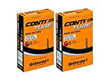 Continental Race 28 700x20-25c Bicycle Inner Tubes - 42mm Long...