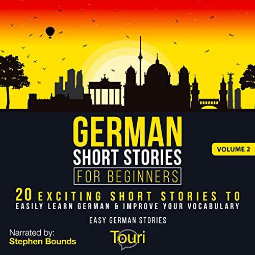 German Short Stories for Beginners: Volume 2 cover art