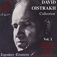 David Oistrakh Collection Vol. 1