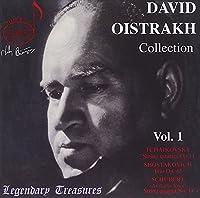 David Oistrakh Collection Vol. 1