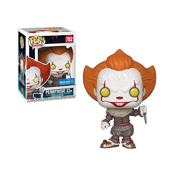 Pop. Vinyl: Movies: It: Chapter 2 - Pennywise W/ Blade 1