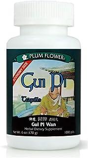 Gui Pi (Gui Pi Wan) Economy Size,1000 Ct, Plum Flower 6.0 Oz