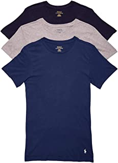 Men's Classic Fit w/Wicking 3-Pack Crews