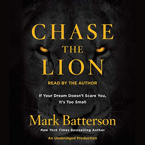 Chase the Lion audiobook cover art