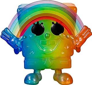 Funko Pop! Animación: Orgullo 2020 - Bob Esponja (arco iris), 3.75 pulgadas