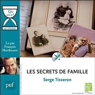 Couverture de Les secrets de famille en 1 heure