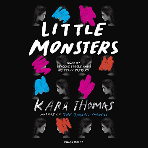 Little Monsters cover art