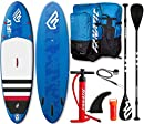 Fanatic Fly Air inflatable 10.8 SUP Stand up Paddle Board Komplett Set
