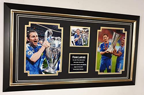 Foto von Frank Lampard of Chelsea, signiert