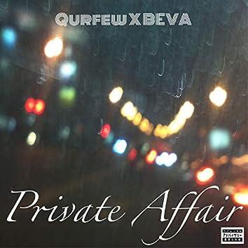 Private Affair (feat. Beva)