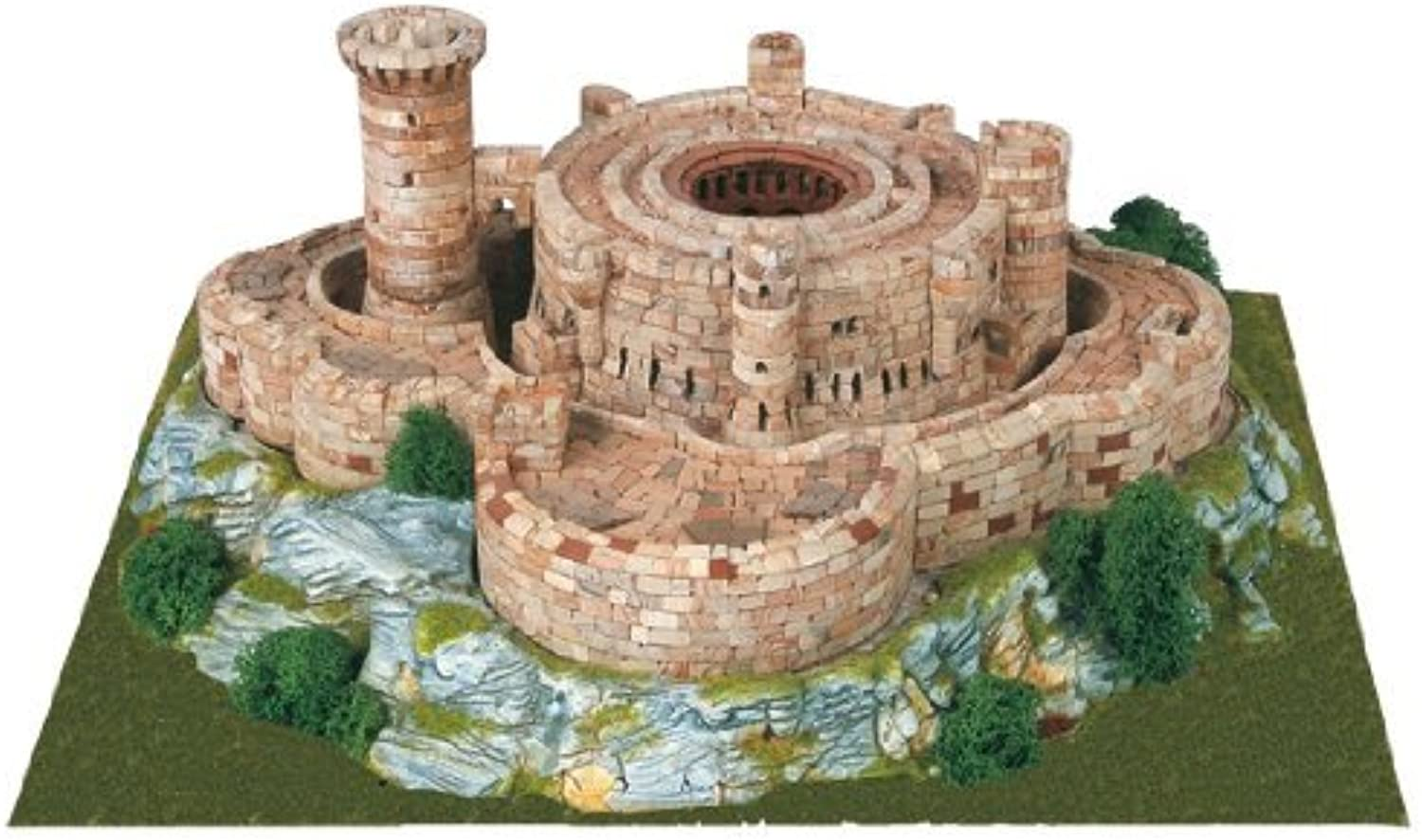 Bellver Castle Model Kit by Aedes-Ars
