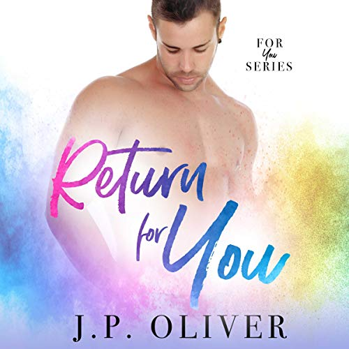 Return for You audiobook cover art