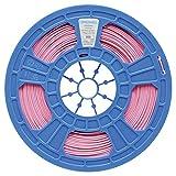 Dremel 3D Filamento Rosa PLA 1.75mm para impresoras 3D, Superpack de 750gr