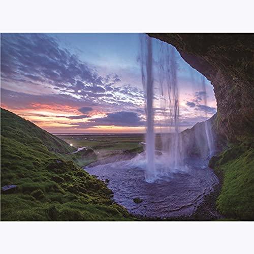 Fondo de fotografía de Vinilo, Fondo de fotografía de Paisaje de Viaje, Accesorios de fotografía de Estudio fotográfico A5 10x7ft / 3x2.2m