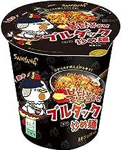 SAMYANG 三養 ブルダック 炒め麺カップ (15個入りケース)