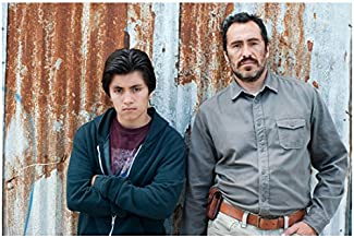 A Better Life 8x10 Photo Demian Bichir Left Hand in Pocket & Jose' Julian Arms Crossed kn