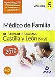 Médico Especialista en Medicina Familiar y comunitaria del Servicio de Salud de Castilla y León (SACYL). Temario volumen V: 5