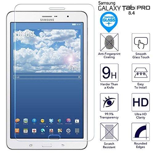BisLinks® Für Samsung Galaxy Tab Pro 8.4 Temperiert Glas Bildschirm Protector SM T320 T321 T325
